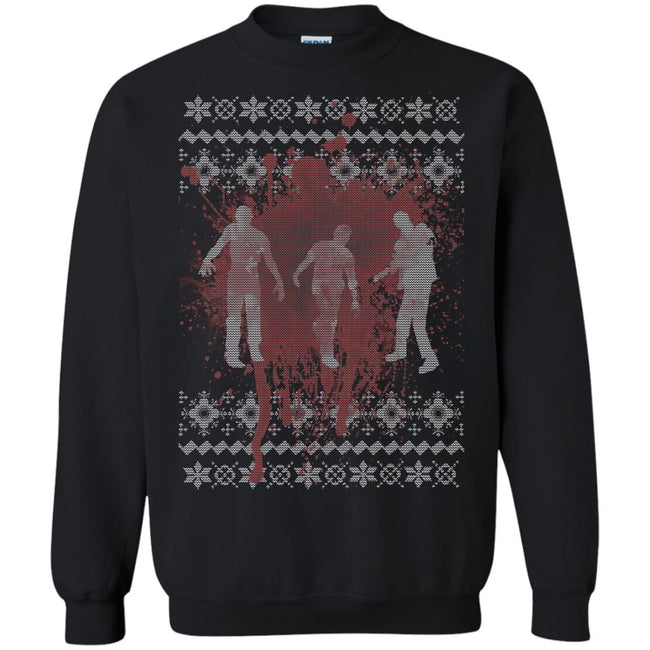 Zombies Ugly Christmas Sweater