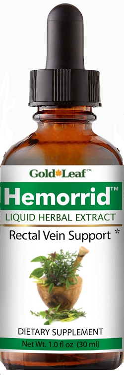 [Hemorrhoid treatment] - hemorridus