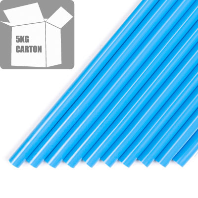 TECBOND 240 12mm Light Blue Hot Melt Glue Sticks