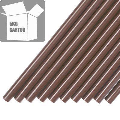 TECBOND 240 12mm Brown Hot Melt Glue Sticks