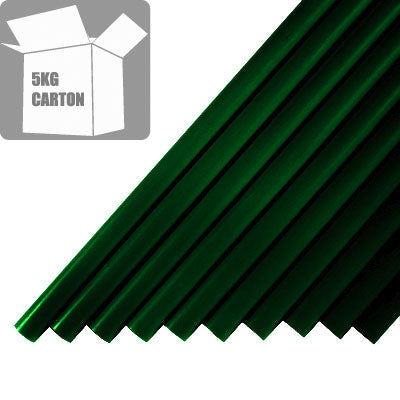 TECBOND 240 12mm Dark Green Hot Melt Glue Sticks