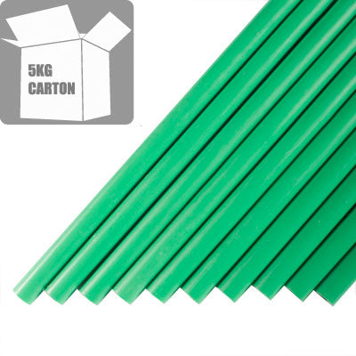TECBOND 240 12mm Light Green Hot Melt Glue Sticks