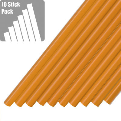 TECBOND 7718 12mm Polyamide Amber Hot Melt Glue Sticks