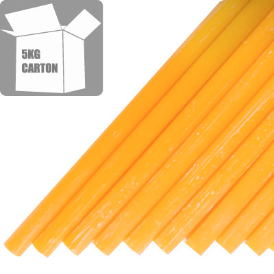 TECBOND 240 12mm Yellow Hot Melt Glue Sticks
