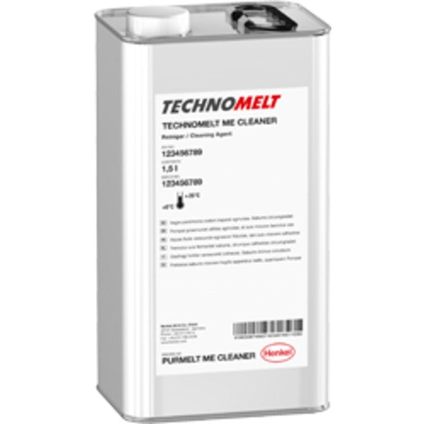 4 litre pack of Technomelt ME Cleaner