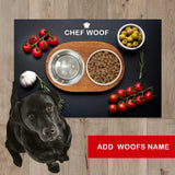 LikeWoof ChefWoof Placemat - likewoof