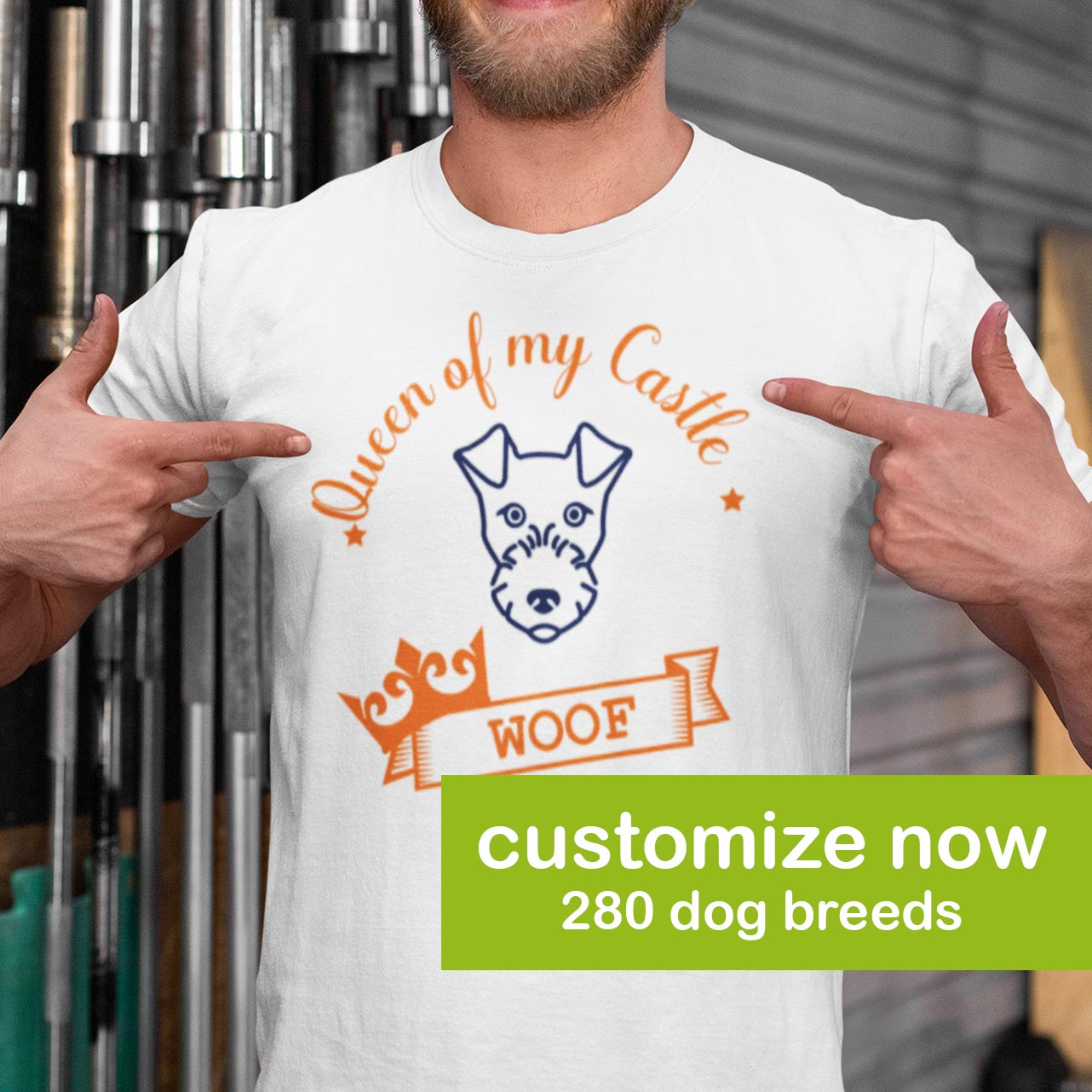 LikeWoof RoyalWoof T-Shirt - likewoof