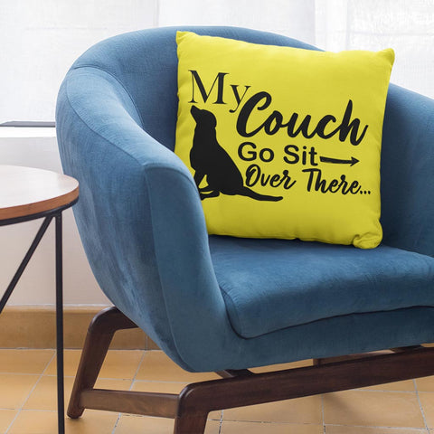 LikeWoof WoofCouch Pillow - likewoof