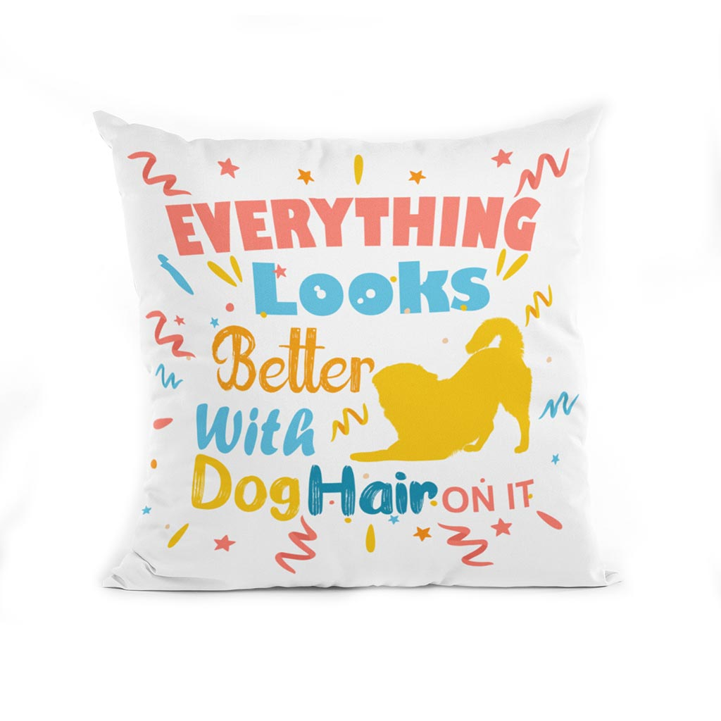 LikeWoof WoofHair Pillow - likewoof