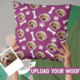 LikeWoof WoofPic Pillow - likewoof