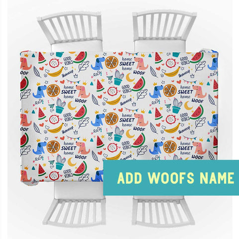 LikeWoof SummerWoof Tablecloth - likewoof