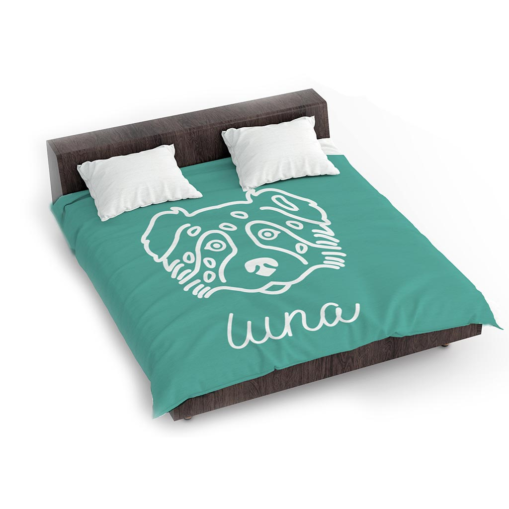 LikeWoof Basic Duvet Cover - likewoof