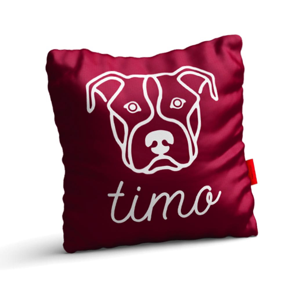 LikeWoof Basic Pillow - likewoof
