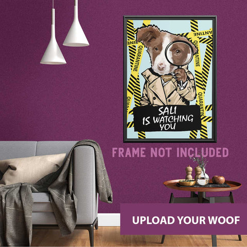 LikeWoof WatchWoof Poster - likewoof