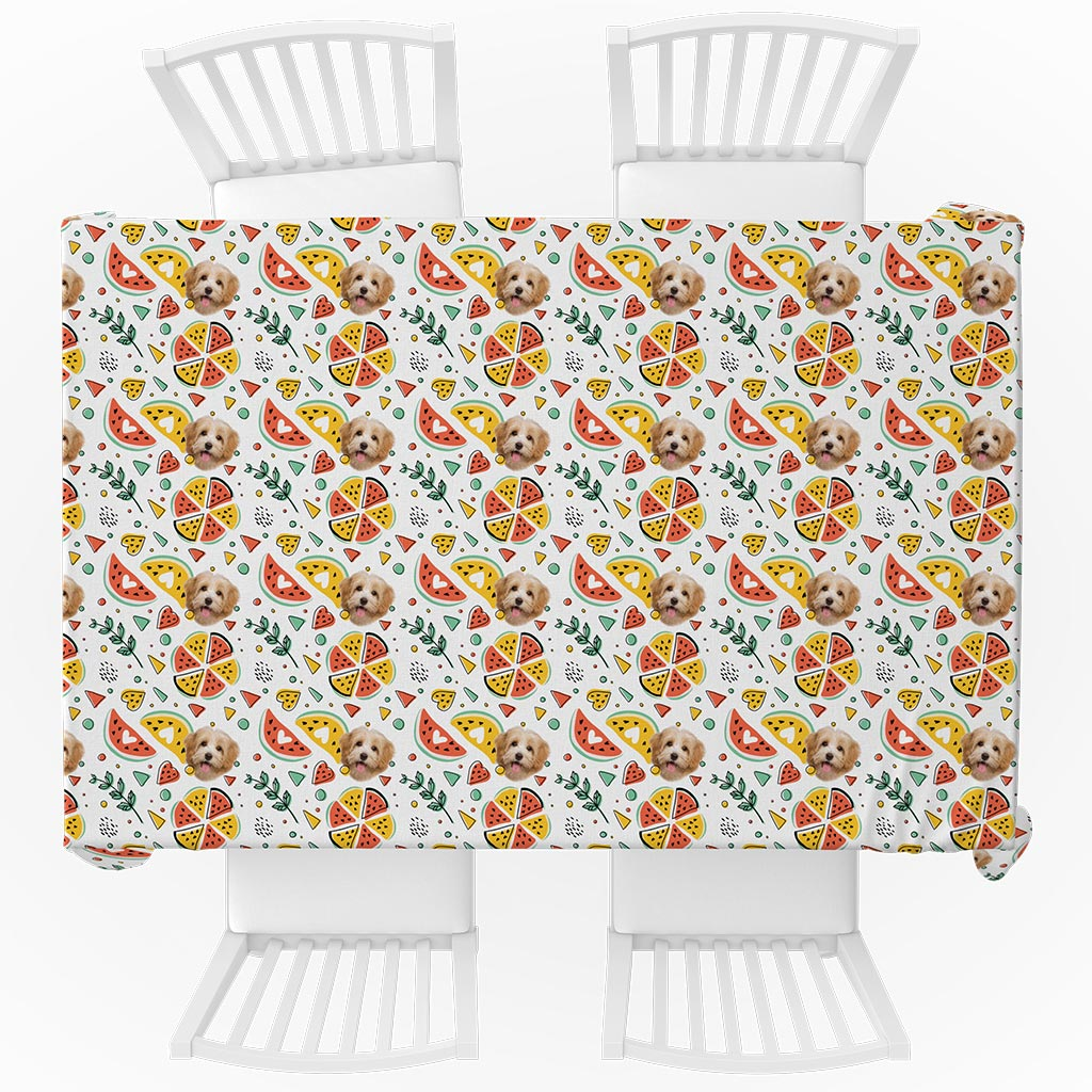 LikeWoof WoofPic Tablecloth - likewoof