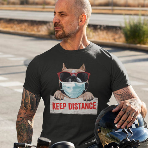 LikeWoof American Bully T-Shirt - likewoof
