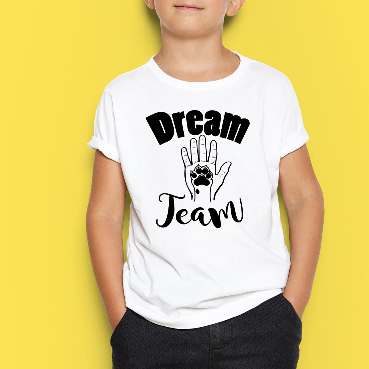 LikeWoof DreamTeam T-Shirt - likewoof