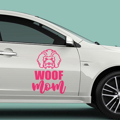 LikeWoof WoofMom Sticker - likewoof