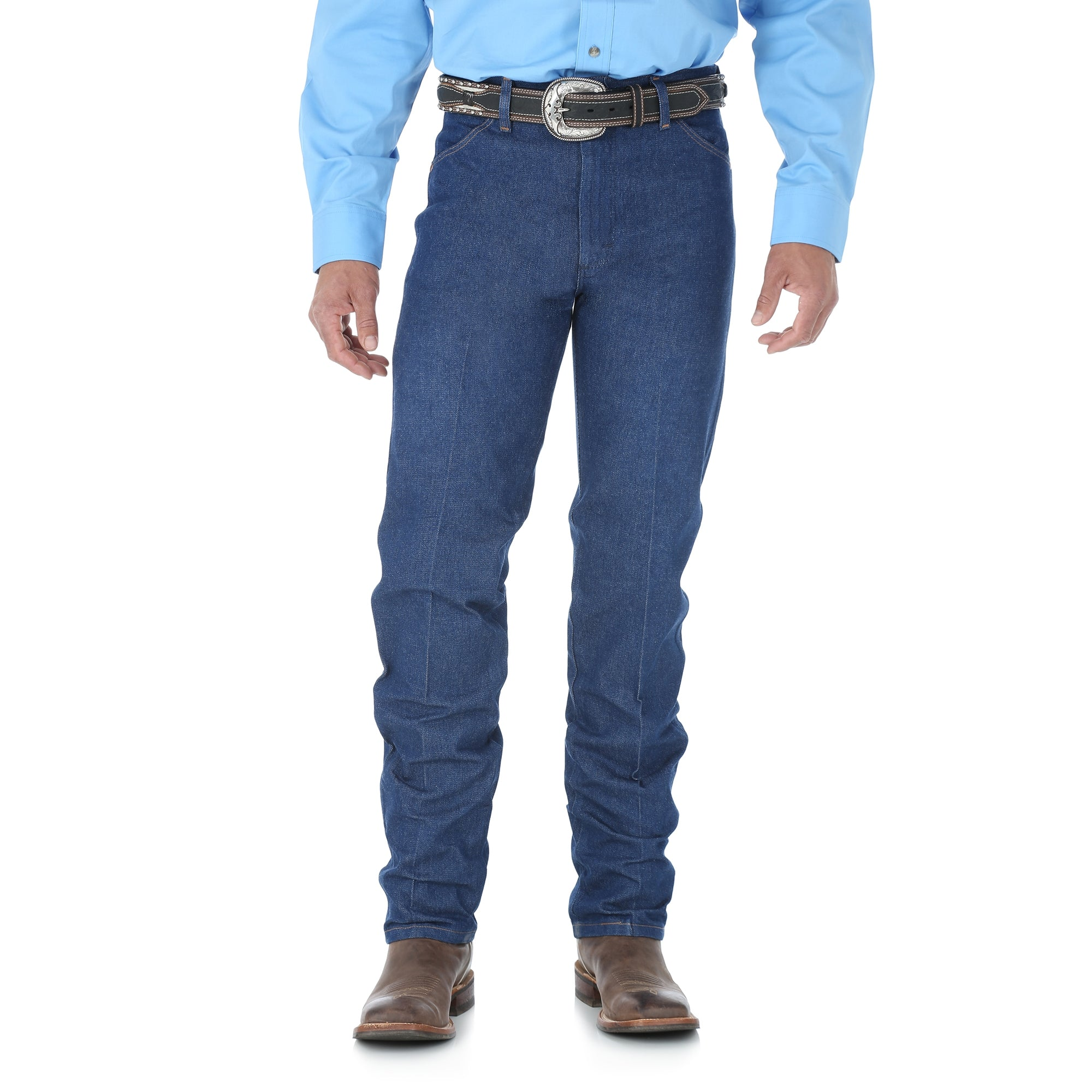 Wrangler Cowboy Cut Original Fit Rigid Indigo
