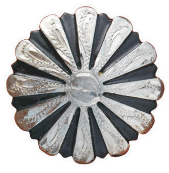 German Silver Concho