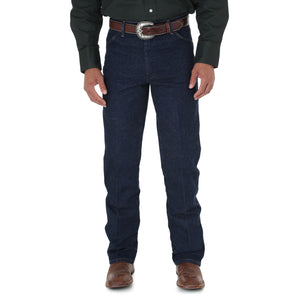 Wrangler Cowboy Cut Boot Stretch Regular Fit Jean
