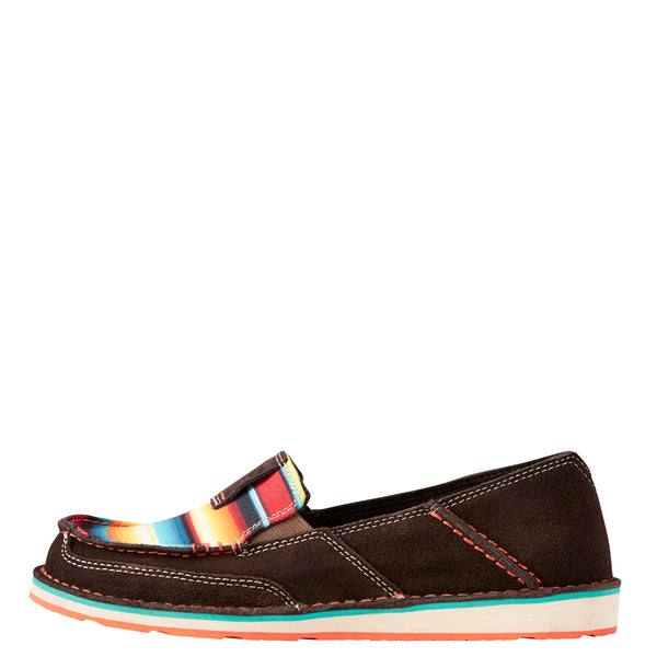 Chocolate/Red Serape Cruiser