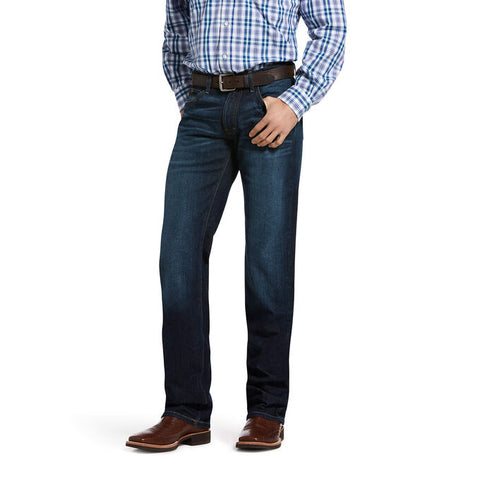 M5 Slim Stretch Legacy Stackable Straight Leg Jean Ariat