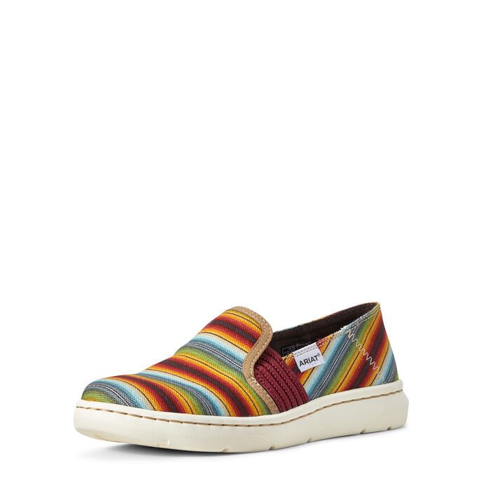 Ryder Old Muted Serape by Ariat