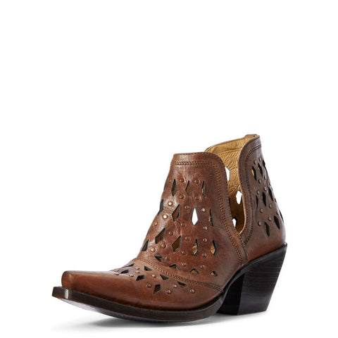 Dixon Studded Western Boot