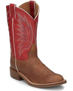 Brayden Cedar Brown Western Boot
