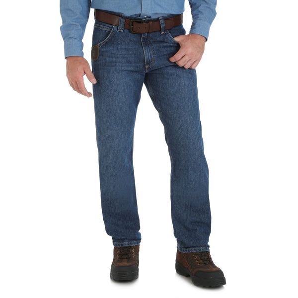 Wrangler Riggs Workwear Regular Fit Jeans