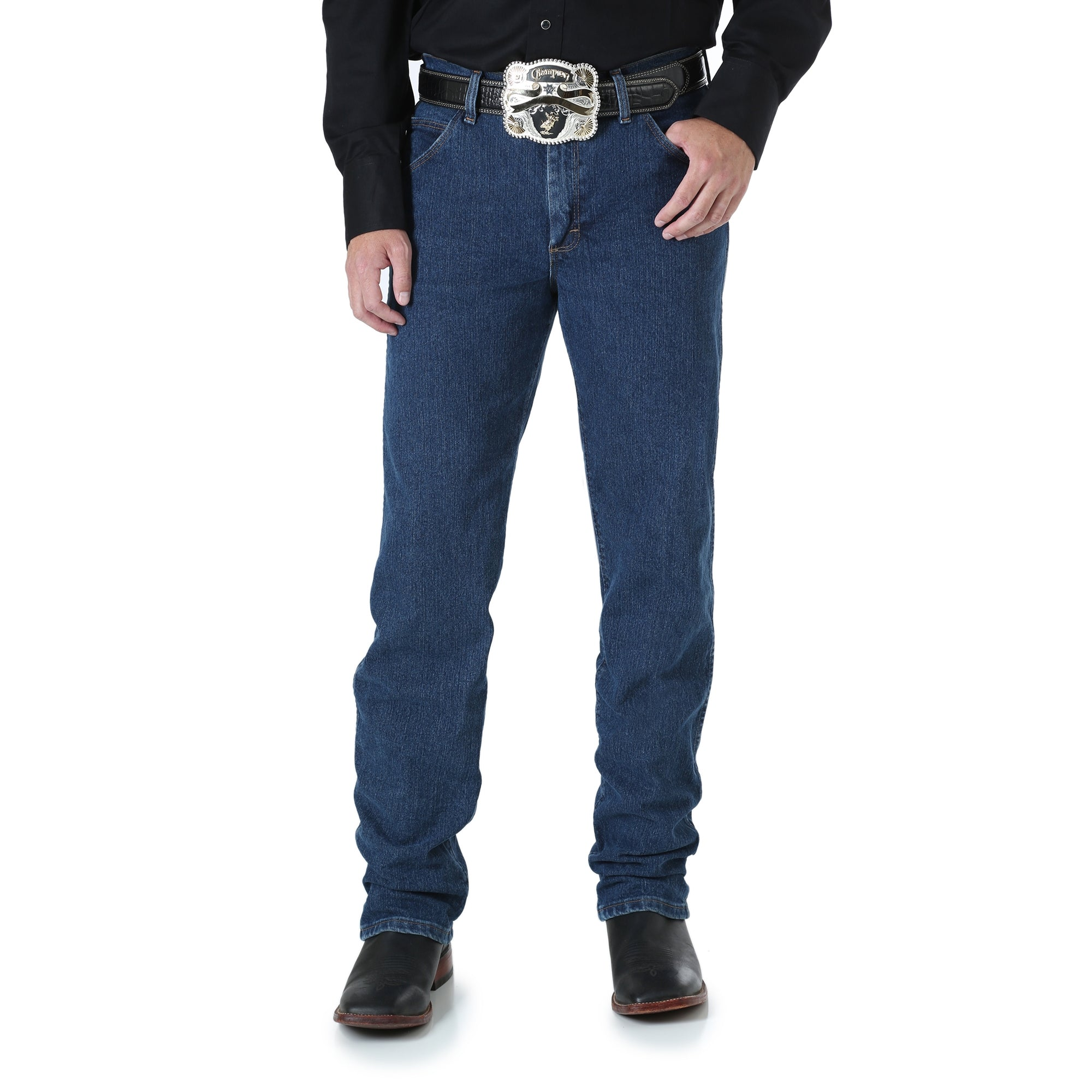 Wrangler Premium Performance Advanced Comfort Cowboy Cut Regular Fit Jean