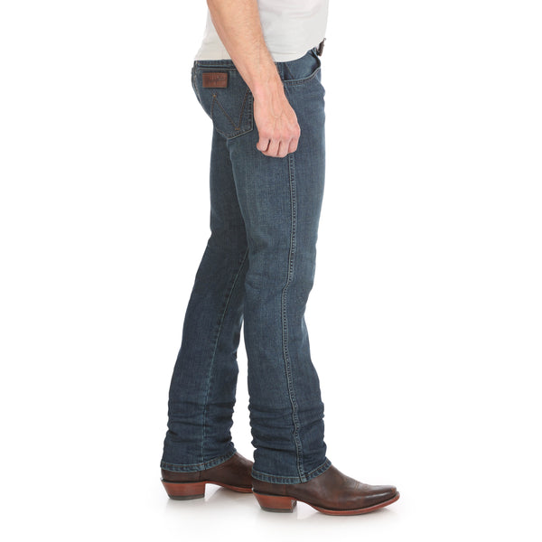 Wrangler Retro Slim Fit Straight Leg Jean - Portland