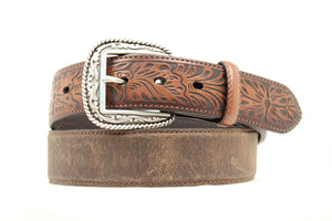Ariat Distressed Leather Belt