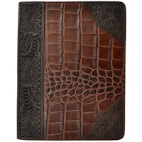 Dark Brown iPad Cover