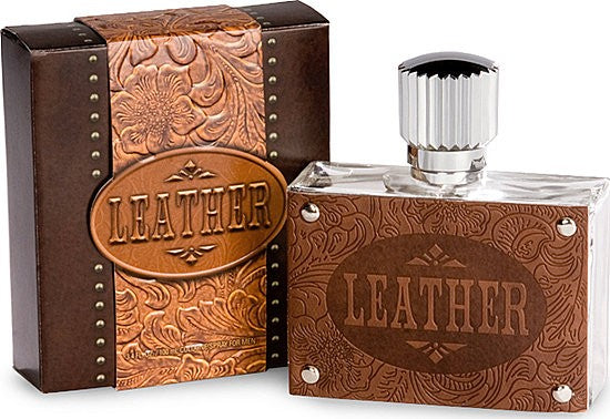 Leather Cologne for Men