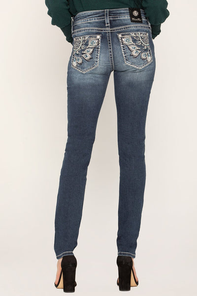 Dark Wash Dream Catcher Skinny Jeans