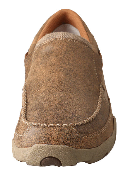 Men's Casual Slip-On Driving Moccasin