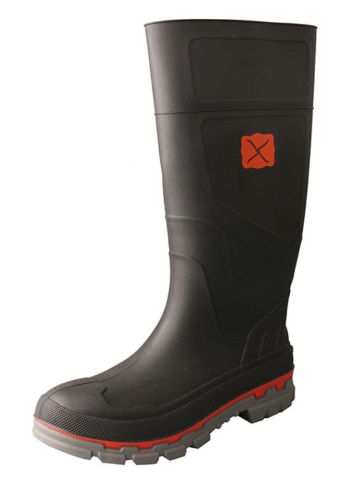 14″ Steel Toe Mud Boot – WP