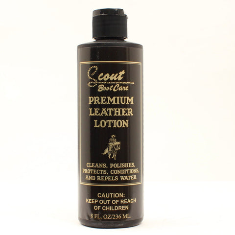 Scout Premium Leather Lotion