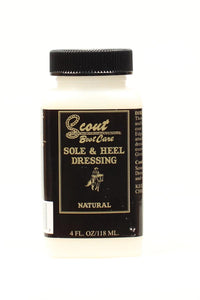Scout Sole and Heel Edge Dressing