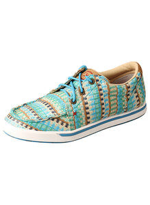 Women's Blue Mirage Casual Kicks