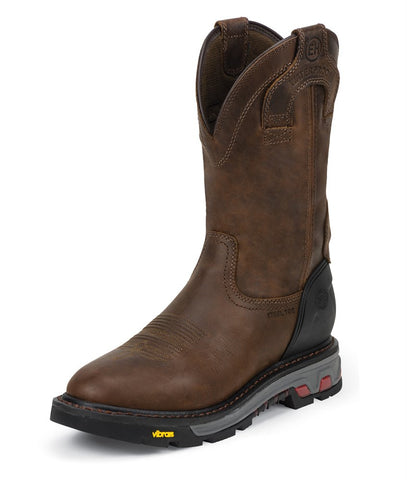 Wyoming Waterproof Steel Toe WorkBoot