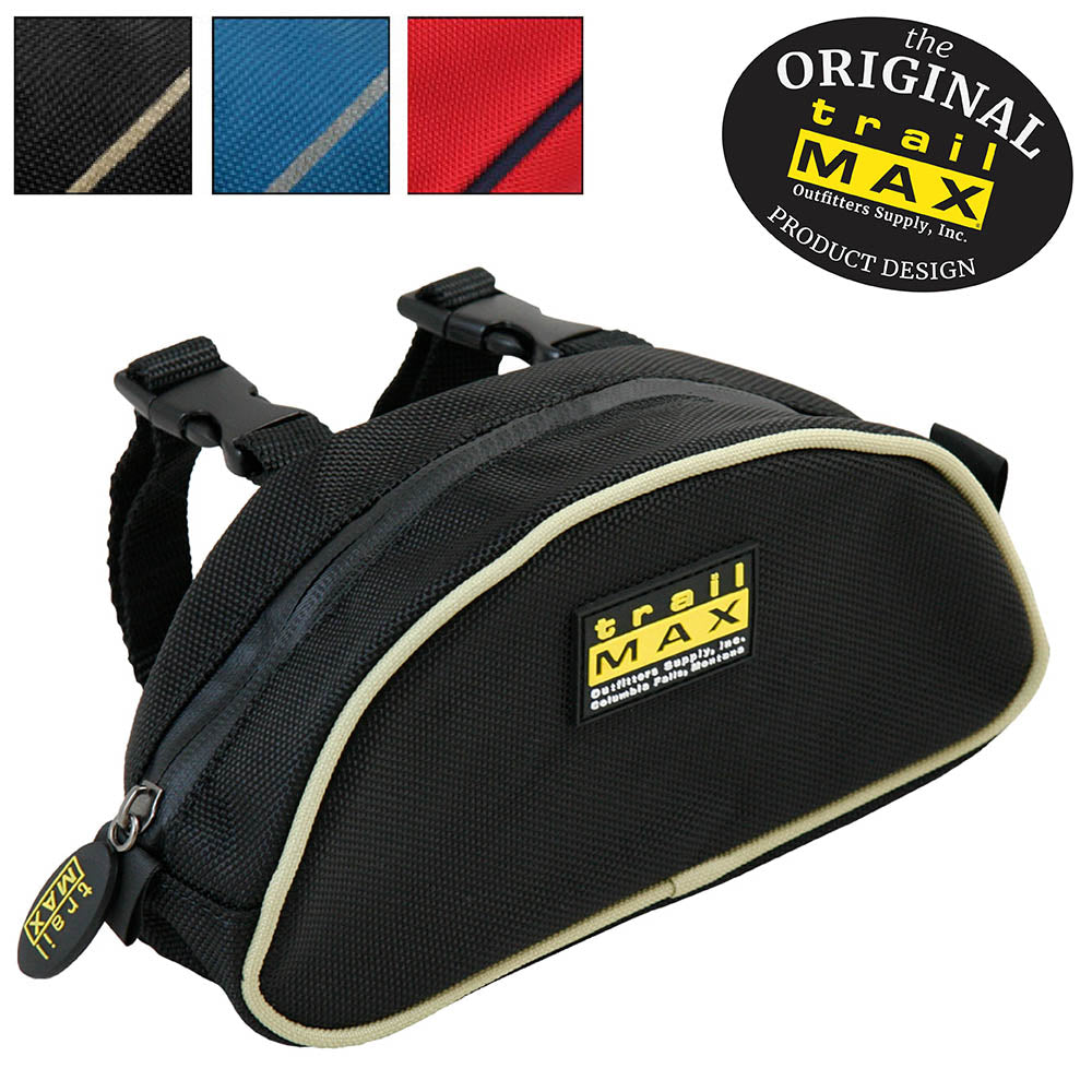 TrailMax Pommel Bag