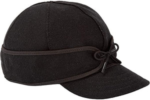 The Original Stormy Kromer Cap Black