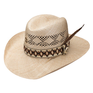 Dance Hall Charlie 1 Horse Straw Hat