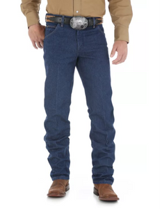 Premium Performance Cowboy Cut Prewash  Regular Fit Jean