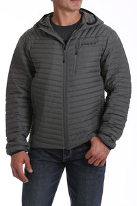 Mid-Weight Down Jacket - Heather Gray
