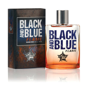 PBR Black and Blue Flame