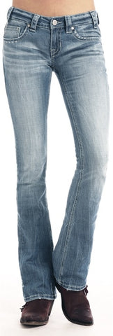 Rock and Roll Cowgirl Rival Bootcut Jeans